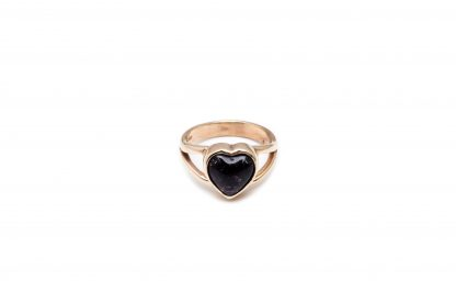 ashes heart ring