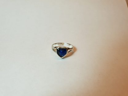 heart ashes ring